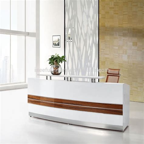 modern reception desk design modern office reception desk design curved office counter table furniture ideas