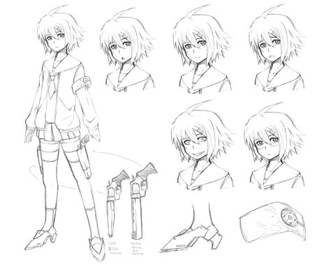 anime template anime character design template www pixshark