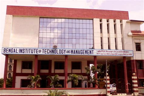 Mba Course Fees In West Bengal by Fee Structure Of Bengal Institute Of Technology And