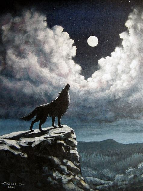Lone Wolf lone wolf by mobydog on deviantart