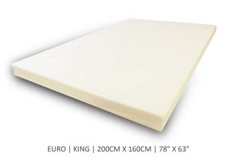 Replacement Cover For Memory Foam Mattress Topper by King Size Mattress Topper Replacement Covers