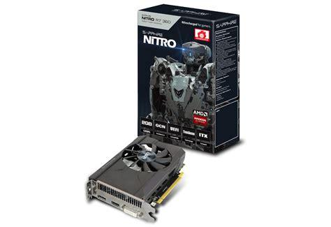 Sapphire Radeon R7 360 2g Gddr5 Nitro sapphire nitro radeon r7 360 2g gddr5 sapphire グラフィックボード