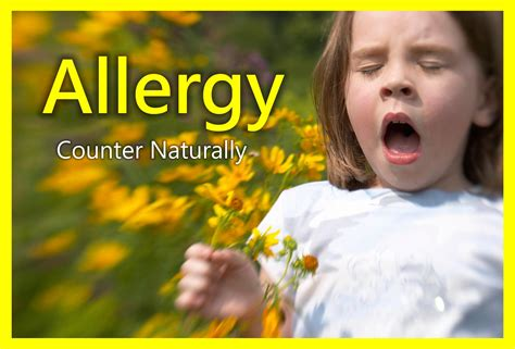 a substance that causes sensitivity to counter allergy naturally astron lifesciences