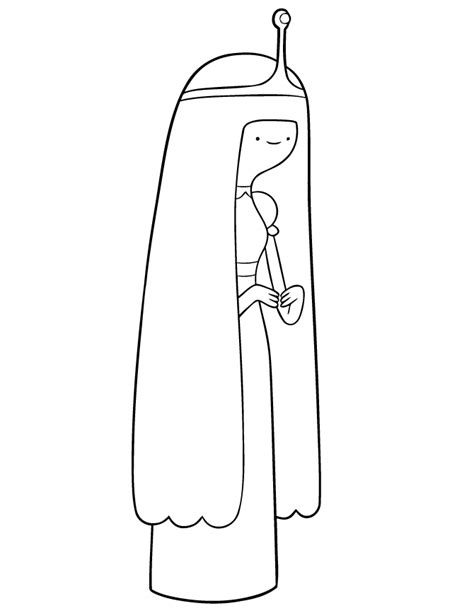 Adventure Time Character Princess Bubblegum Coloring Page Princess Bubblegum Coloring Pages Printable