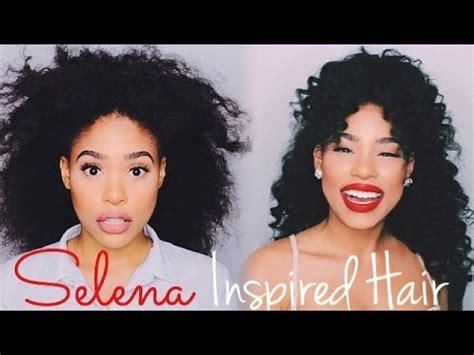 Selena Quintanilla Hairstyles by How To Selena Quintanilla P 233 Rez Inspired Hairstyle