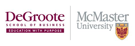 Degroote Mba Important Dates by Degroote Network Archives Degroote School Of Business