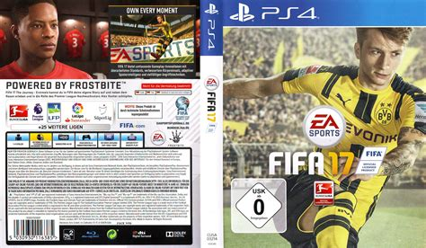 Ps4 Fifa 17 Reg 3asiaeng fifa 17 dvd cover label 2016 ps4 german