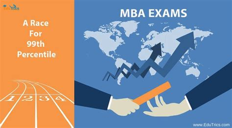 Various Mba Exams by Mba Exams A Race For The 99th Percentile Edutrics