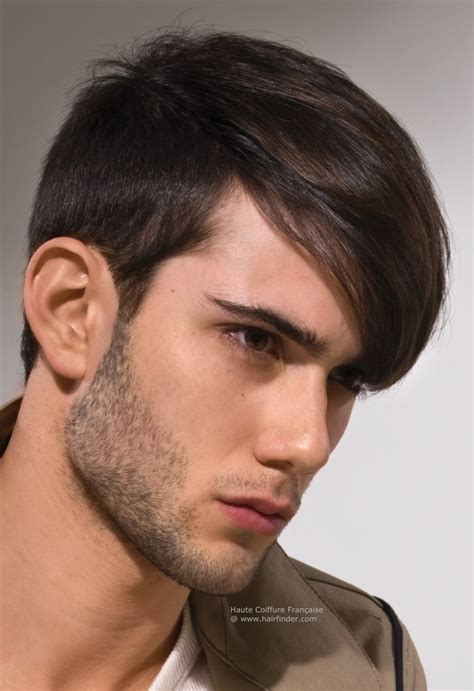 young men s haircuts for thick hair funky hairstyles young man haircut