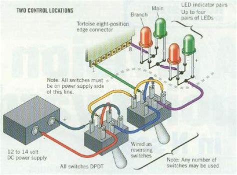 model railway electrics wiring rr track wiring desertdrover trains