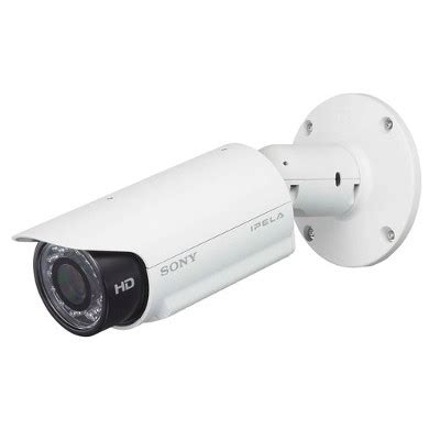 Ch M3104 image sony snc ch180 outdoor hd 720p fixed ip with 20m ir illumination