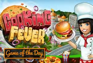 game of the day cooking fever ios