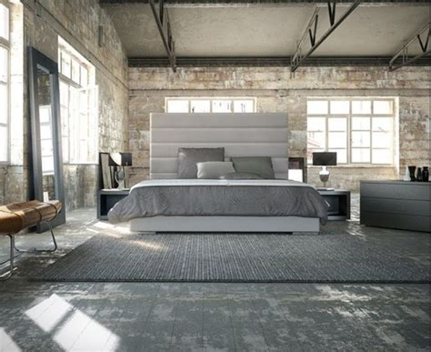 Chambre Industrielle Moderne by Chambre 224 Coucher Moderne 50 Id 233 Es Design