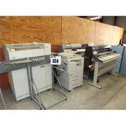 Trimmer Rack Plans by Misc Copier Paper Trimmer Plotter Printer Plan Racks J M