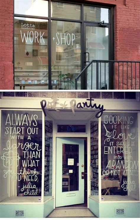 salon window display ideas phorest blog store front