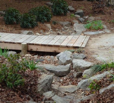 stream bed benefits of a quot dry stream bed quot c wld com
