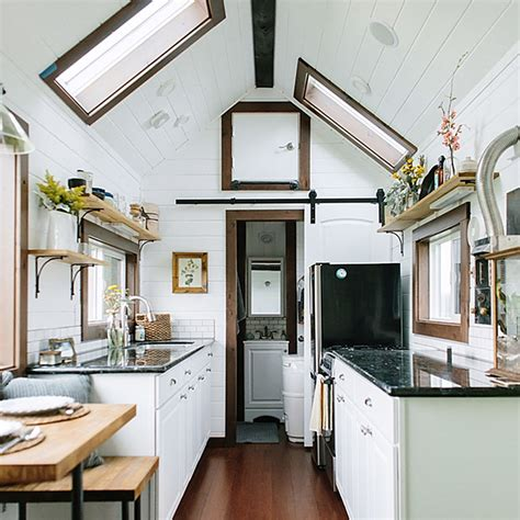 128 square foot tiny heirloom home offers rustic elegance 128 square foot tiny heirloom home offers rustic elegance