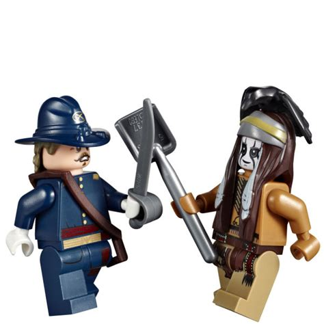 Toys Lego Lone Ranger Constitution 79111 lego the lone ranger constitution 79111 toys zavvi