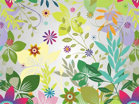 pattern tropical vector tropical pattern