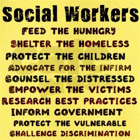 social workers social work