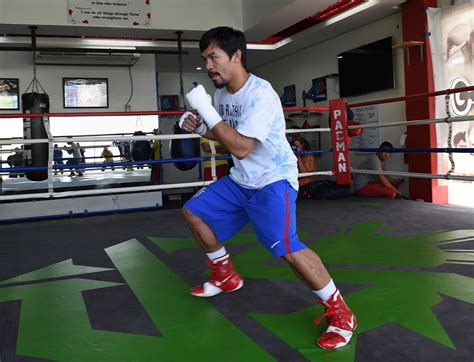 manny pacquiao running shoes manny pacquiao negotiates sponsorship deals with other