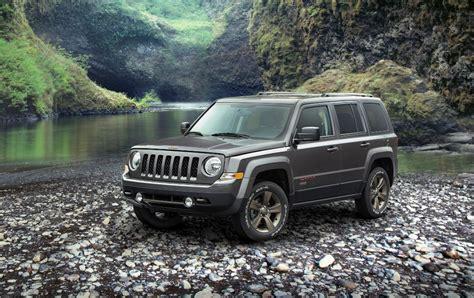2017 jeep patriot black rims 2017 jeep patriot overview the news wheel