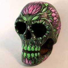 How To Make A Paper Mache Skull - how to make a paper mache skull
