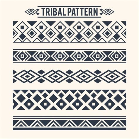 tribal pattern vector free download tribal pattern vectors photos and psd files free download