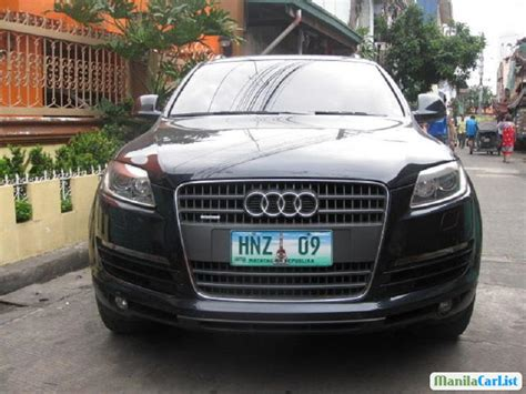 Audi Q7 Automatic by Audi Q7 Automatic 2015 For Sale Manilacarlist Mobile