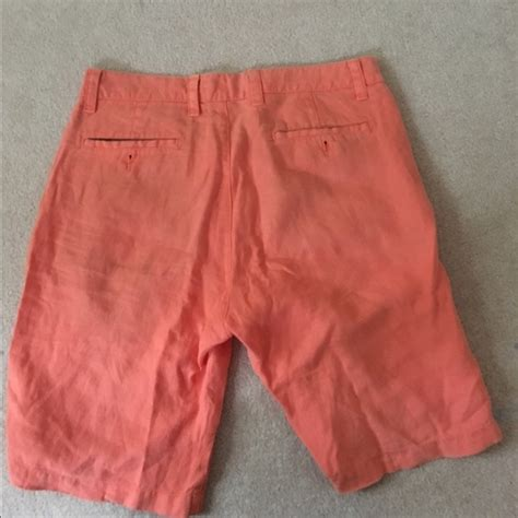 salmon colored shorts 75 tailor vintage other s tailor vintage salmon