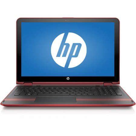 """hp pavilion x360 15.6"""" laptop (assorted colors"""