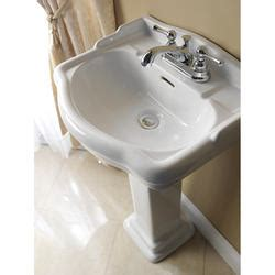 Menards Pedestal Sinks by Barclay Stanford 460 Pedestal Sink 4 Inch At Menards 174
