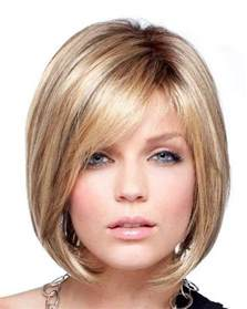 chin length hairstyles 2015 chin length layered bob with fringe over 50 short