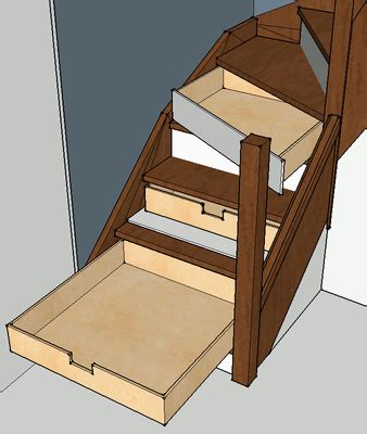 Escalier Tiroir by Tiroirs 224 L Anglaise Sous Escalier 7 Messages