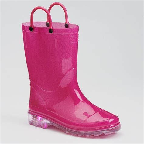 Western Chief Girls Light Up Rain Boots From Kohl S
