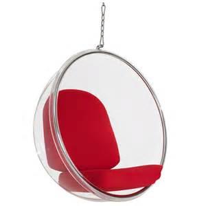 Loft Office Chair 06 Hanging Ball Chair Algin Retro