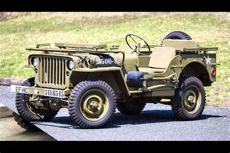 1952 Willys Jeep 1952 Willys Jeep