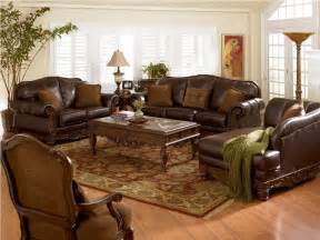 leather sofa set brown leather sofa set with traditional style plushemisphere