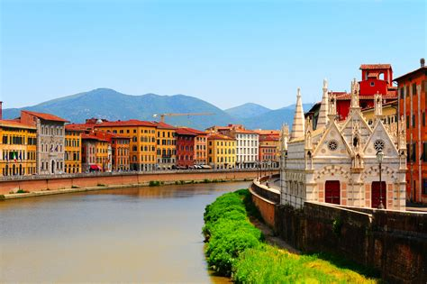Town In Italy The Top Ten Towns Of Tuscany Ii