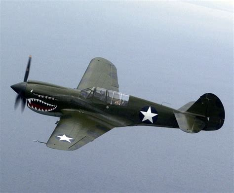 Curtiss P-40 Warhawk | David Jetre P 40 Warhawk
