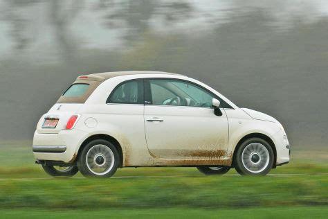 fiat 500: gebrauchtwagen test autobild.de