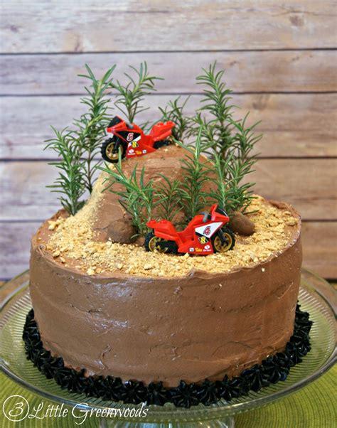 motocross bike cake diy dirt bike birthday cake