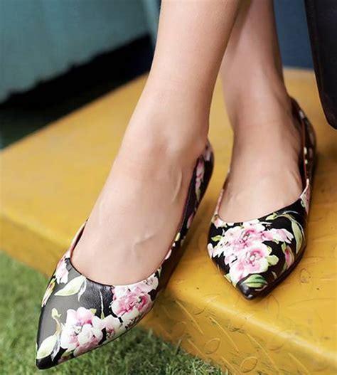 Sepatu Slip On Wanita Kulit Sapi Asli Flat Teplek Sandal Casual biji bijian penuh kulit pencetakan sapi busana minimalis