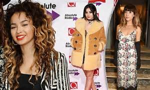 Tv News Eyre Yes Were Latecomers by Ella Eyre Foxes And Charli Xcx Lead At Q Awards