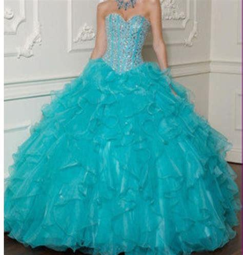 Bjg Blue Dress a big blue prom dress dresses prom dresses