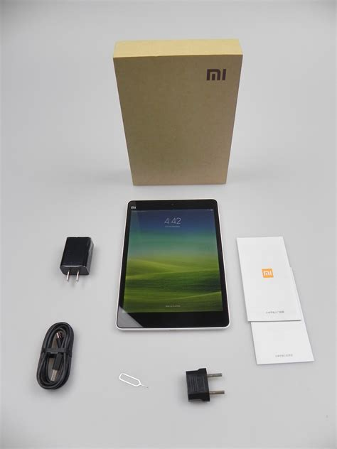 most powerful android tablet xiaomi mi pad unboxing taking the most powerful android tablet out of the box