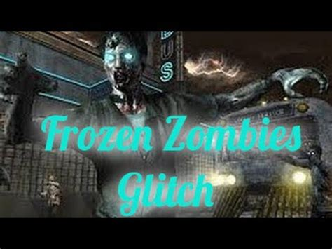 tutorial zombies tranzit black ops 2 tranzit zombies frozen glitch tutorial youtube