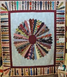 quilt of neck ties quilters club of america