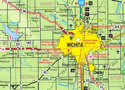 wichita ks plains ks map 2015 best auto reviews