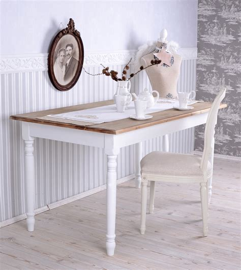 Dining Room Table Shabby Chic Dining Table White Kitchen White Shabby Chic Dining Table